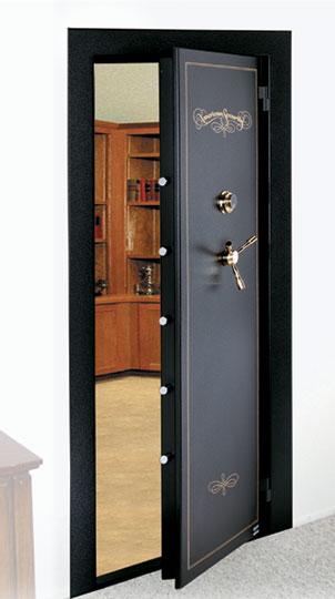 сейфовые стальные двери в квартиру